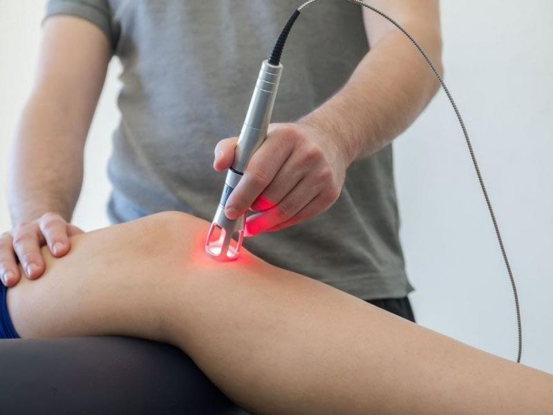 Laser Υψηλής Ισχύος - HIL Therapy