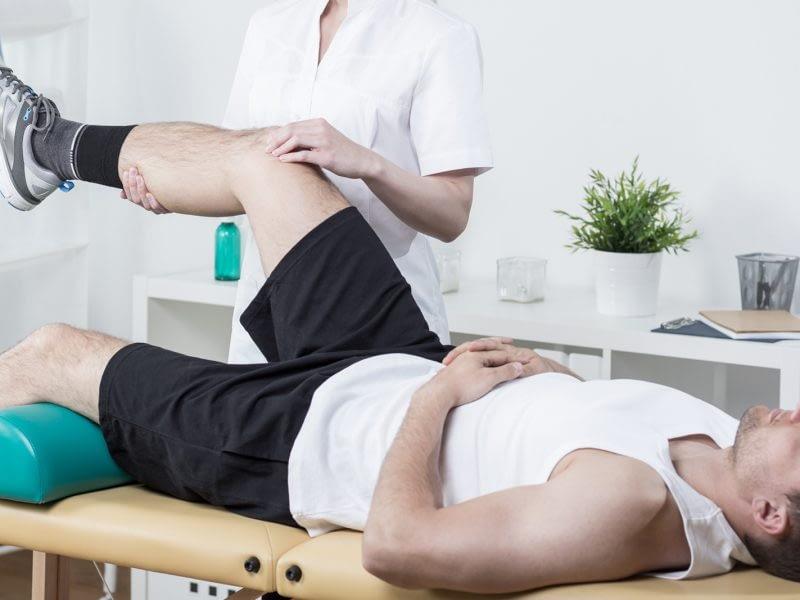 Αθλητικη Αποκατασταση - Θεραπευτικη Ασκηση